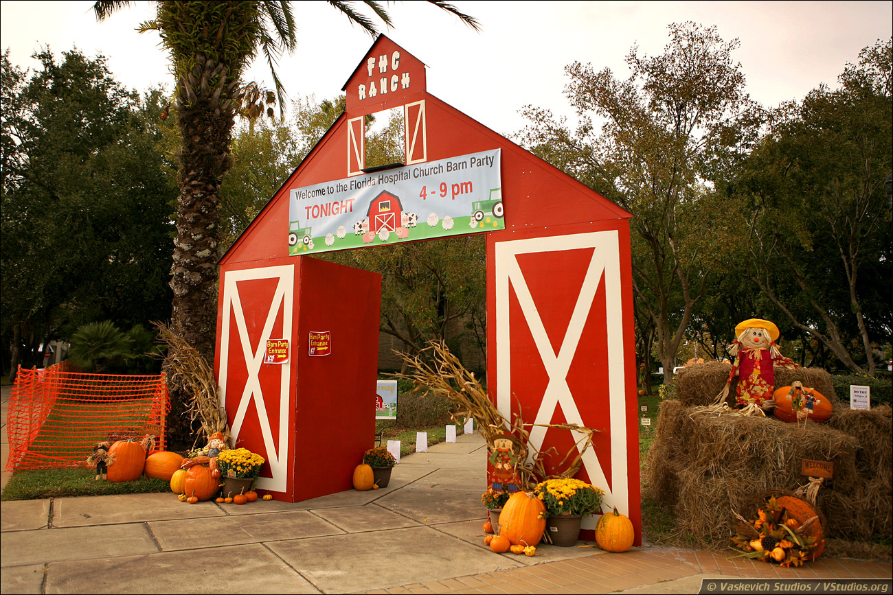 Florida Hospital Church (FHC) Annual Barn Party 2015