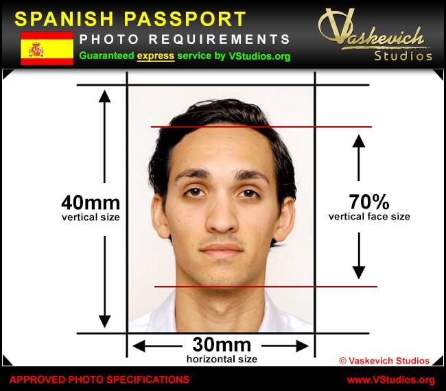 spanish-passport-photo-requirements